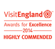 Visit England Awards for Excellence 2014