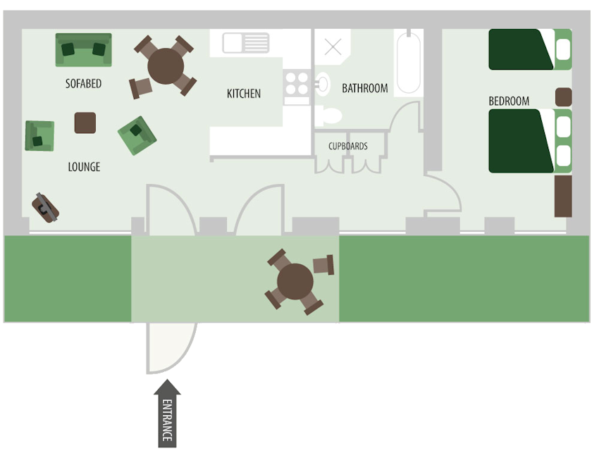 Floorplan for Wren